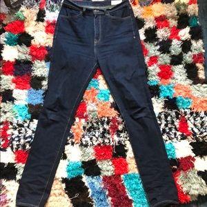 Imogene + Willie dark wash Elizabeth jeans 32